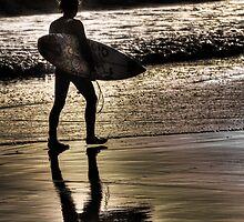 Returning to the Break (take 2) by Andrew Simoni