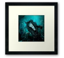 An eternity untouched Framed Print