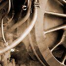 Wheels by Paul Benjamin
