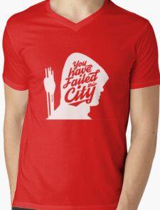 You Have Failed This City! Mens V-Neck T-Shirt