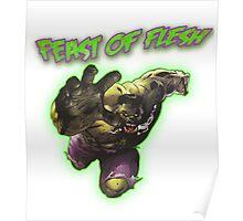 Feast of  Flesh Poster