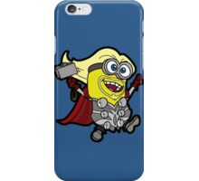 Minvengers - Thorion Prince of Mingard iPhone Case/Skin