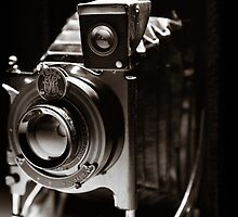 Vintage Film Camera by bkaldorf
