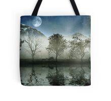 Misty Glen Tote Bag