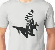Freddy and his teddy  Unisex T-Shirt