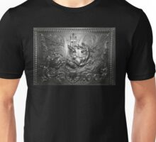 Dragon and Lyre Unisex T-Shirt