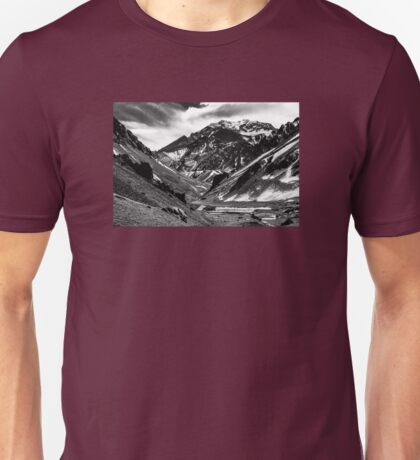 Aconcagua Mountain Unisex T-Shirt