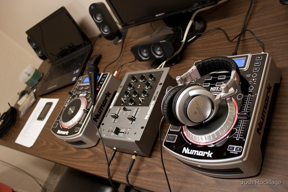 At the Decks by Josh Rocklage