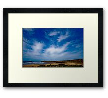 To the Lighthouse Framed Print