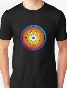 the precious ones... a sacred drum design... Unisex T-Shirt
