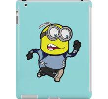 Minvengers - Minsilver iPad Case/Skin