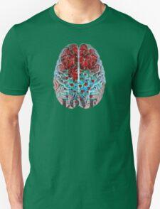 Heart Art - Think Love - By Sharon Cummings T-Shirt