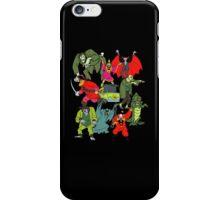 Scooby Doo Villians iPhone Case/Skin