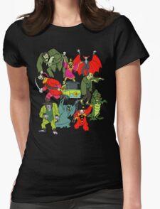 Scooby Doo Villians T-Shirt