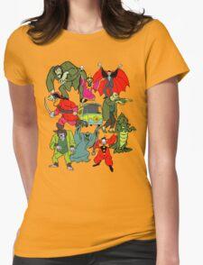 Scooby Doo Villians Womens T-Shirt