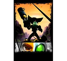 Ratchet & Clank - Strips Horizon Photographic Print