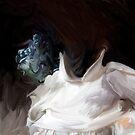 White Dress by Sarah Butcher