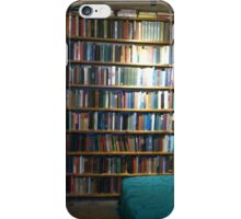 Walls of books  iPhone Case/Skin