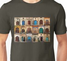 Doors of Sinasos Unisex T-Shirt