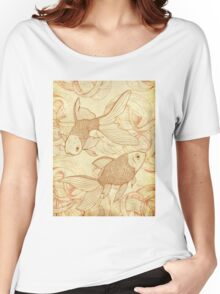 Goldfishes Nr. 2 Women's Relaxed Fit T-Shirt
