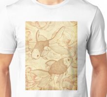 Goldfishes Nr. 2 Unisex T-Shirt