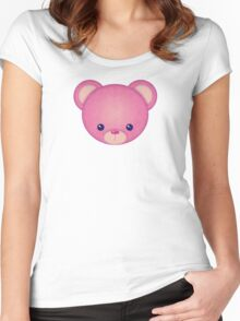 Teddy Women's Fitted Scoop T-Shirt