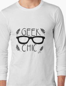 Geek Chic Long Sleeve T-Shirt