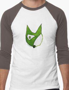 Paradox Fox Men's Baseball ¾ T-Shirt