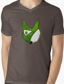 Paradox Fox Mens V-Neck T-Shirt