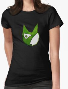 Paradox Fox Womens Fitted T-Shirt