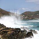 Caribbean Surf by barnsis