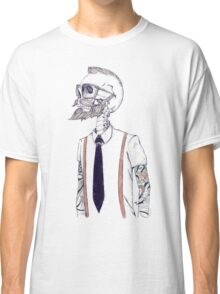 The Gentleman becomes a Hipster Classic T-Shirt