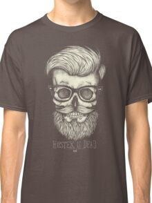Hipster is Dead II Classic T-Shirt