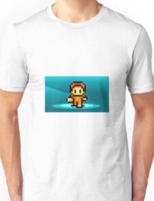 The Escapists Logo Man T-Shirt