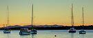 Gone sailin... by Tam  Locke
