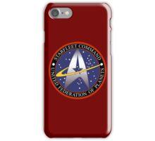 Starfleet Command iPhone Case/Skin