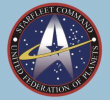 Starfleet Command Kids Tee