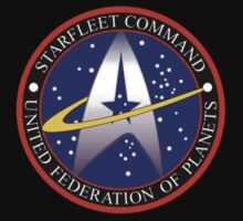 Starfleet Command One Piece - Short Sleeve