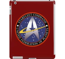 Starfleet Command iPad Case/Skin