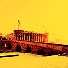 Skopje - Stonebridge by Nikola Penkov