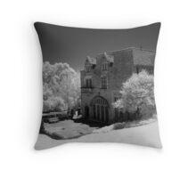 The Great Hall - Montsalvat Throw Pillow
