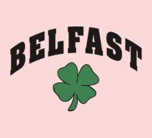 Belfast Irish One Piece - Long Sleeve