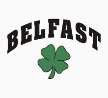 Belfast Irish Kids Tee