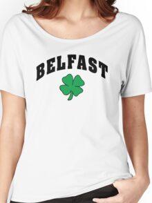 Belfast Irish Women's Relaxed Fit T-Shirt