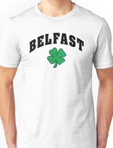 Belfast Irish Unisex T-Shirt