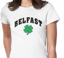 Belfast Irish Womens Fitted T-Shirt