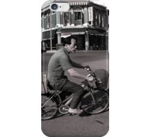 Little India - Cyclist iPhone Case/Skin