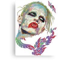 Joker All Gone V.Thai Canvas Print