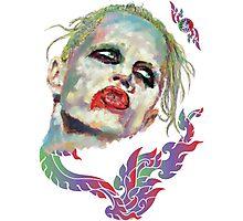 Joker All Gone V.Thai Photographic Print