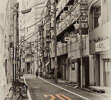 Shinjuku Sidestreet by superpope